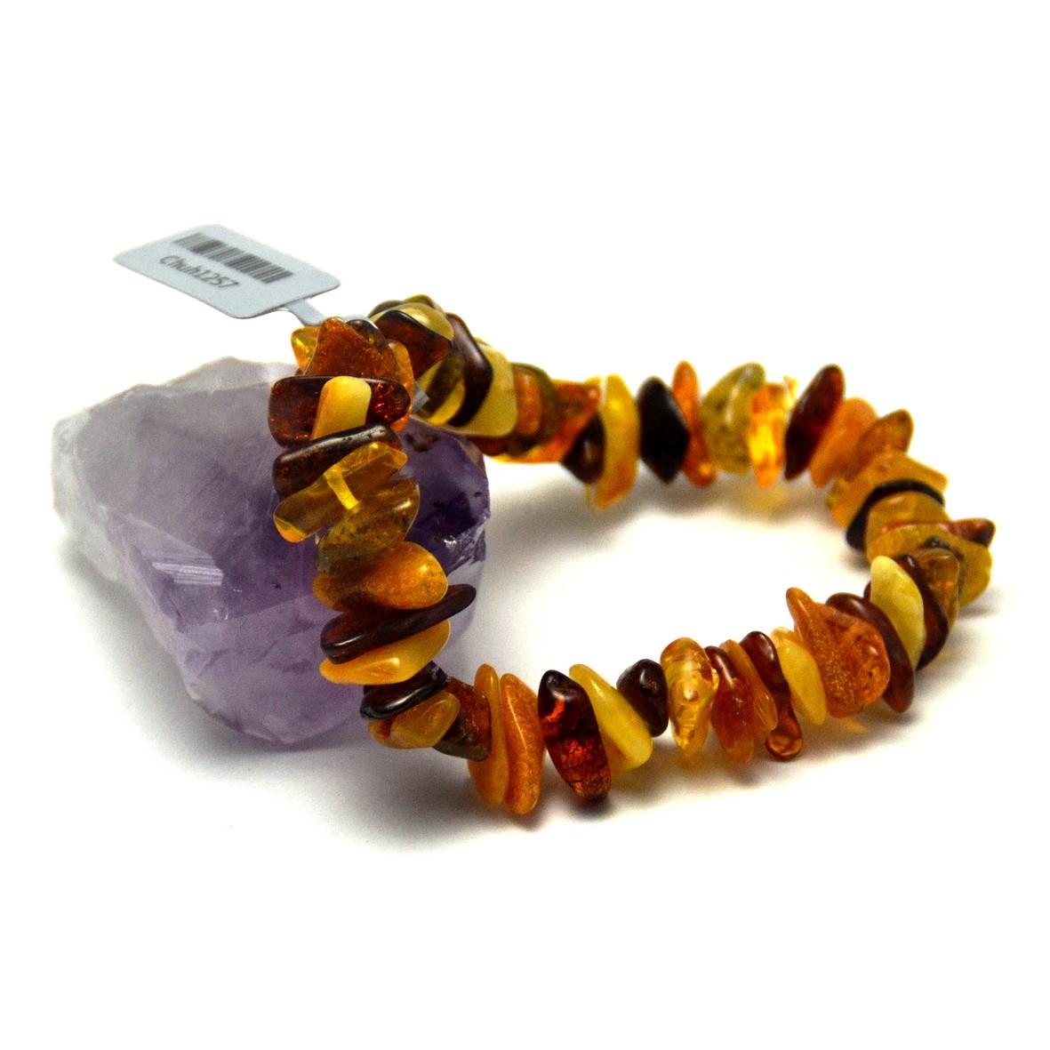 bracelet ambre de la mer baltique