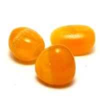 """pierre roulée """"calcite""""naturelle qualité premium"""
