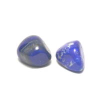 """Pierre roulée """"lapis lazuli """" naturelle"""