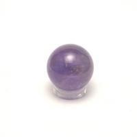boule en pierre naturelle d'améthyste 3.5 cm