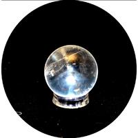 boule en pierre naturelle de cristal de roche