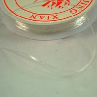 Bobine fils élastique,0.6 mm (  une bobine 5m)