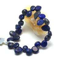 "bracelet lapis lazuli , "" perle Ts baroque"""
