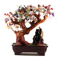 Grand arbre de prospérité multi pierre D