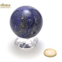 Magnifique sphère minéraux en lapis lazuli 6 cm
