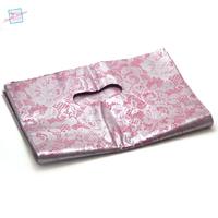 20 grands sacs cadeaux 33x25 cm, rose