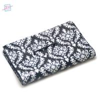 """50 sacs cadeaux """"arabesque"""" 25x19 cm, noir/blanc"""