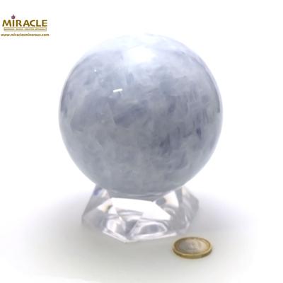 calcite bleu 9 cm