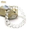 """bracelet quartz , """" perle ronde 10 mm"""""""