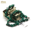 "collier malachite "" Chips"""