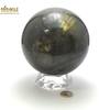 Magnifique sphère minéraux en labradorite 12,5 cm