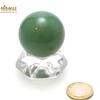 boule en pierre naturelle d'aventurine 4 cm