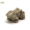 """statuette minéraux """"grenouille"""" en pierre naturelle de marbre"""