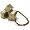 "bracelet jaspe picasso, perle ""ronde 4 mm"""