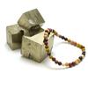 """bracelet jaspe mokïte, perle """"ronde 4 mm"""""""