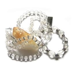 braceet cristal de roche
