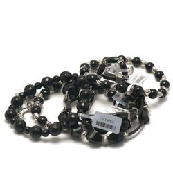 1 bracelet pierre naturelle onyx