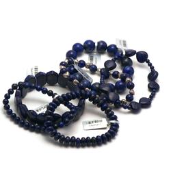1.bracelet pierre naturelle lapis lazuli