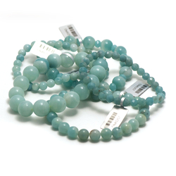 1 bracelet pierre naturelle d'amazonite