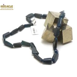 F galet brut 1 collier en pierre naturelle d'apatite
