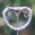 ronde 6 mm 1 bracelet en pierre naturelle de calcédoine
