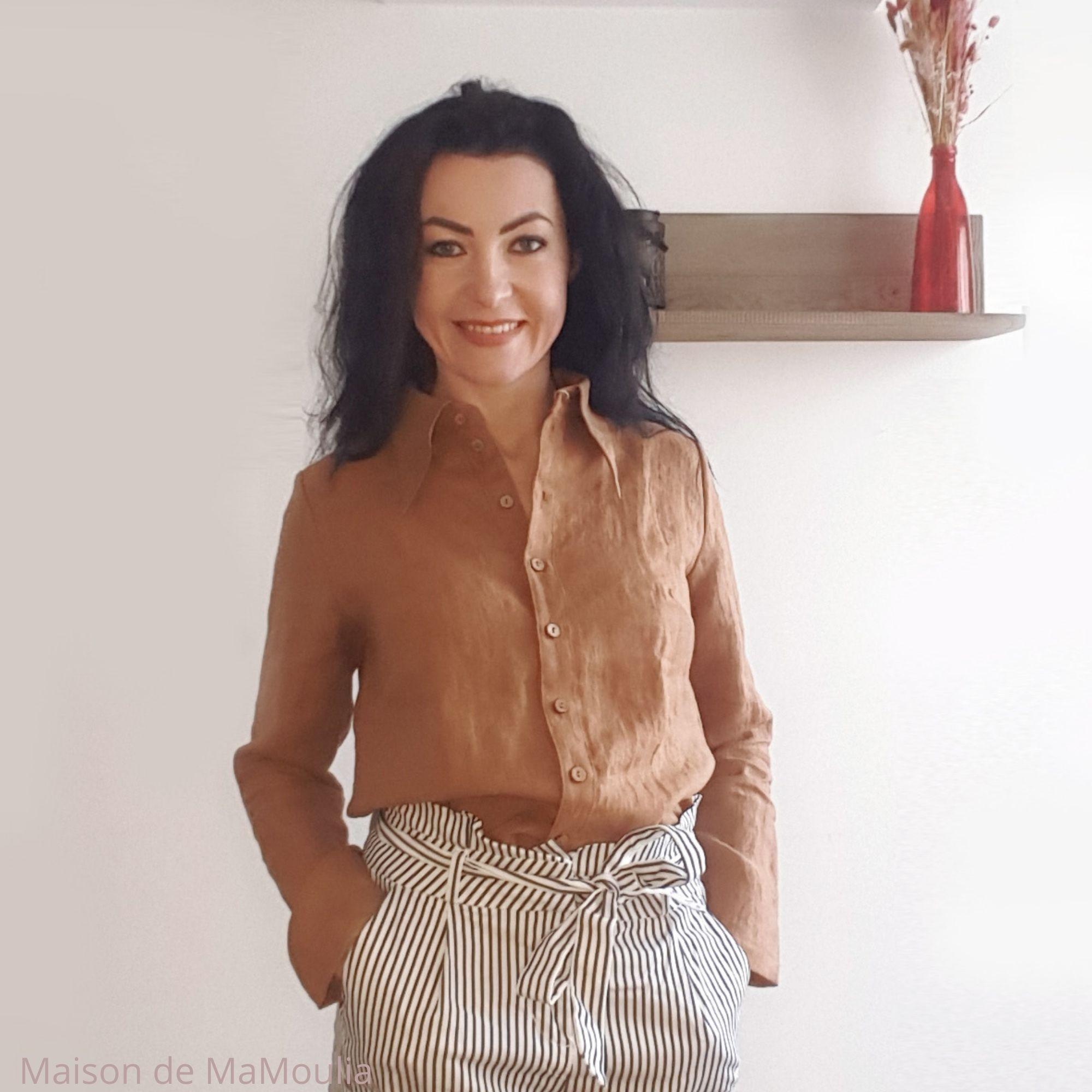 chemise-femme-pur-lin-lave-simplygrey-maison-de-mamoulia-cannelle-melangee-