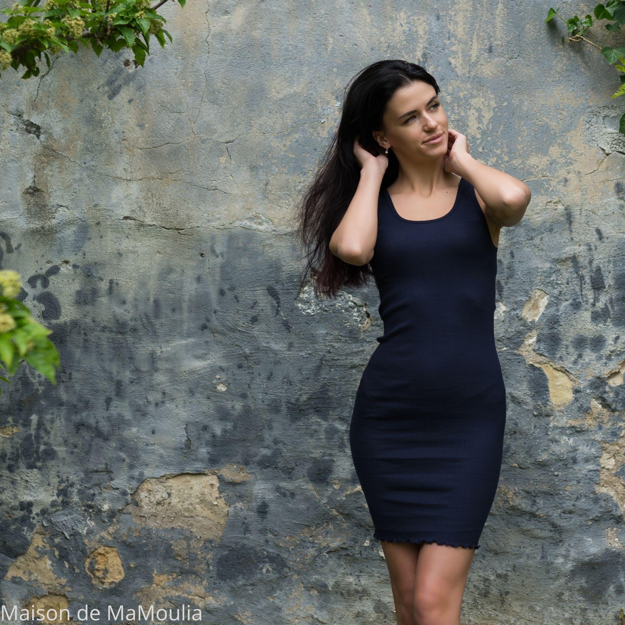 minimalisma-Gry-robe-debardeur-femme-soie-coton-maison-de-mamoulia-bleu-marine-sans-manches