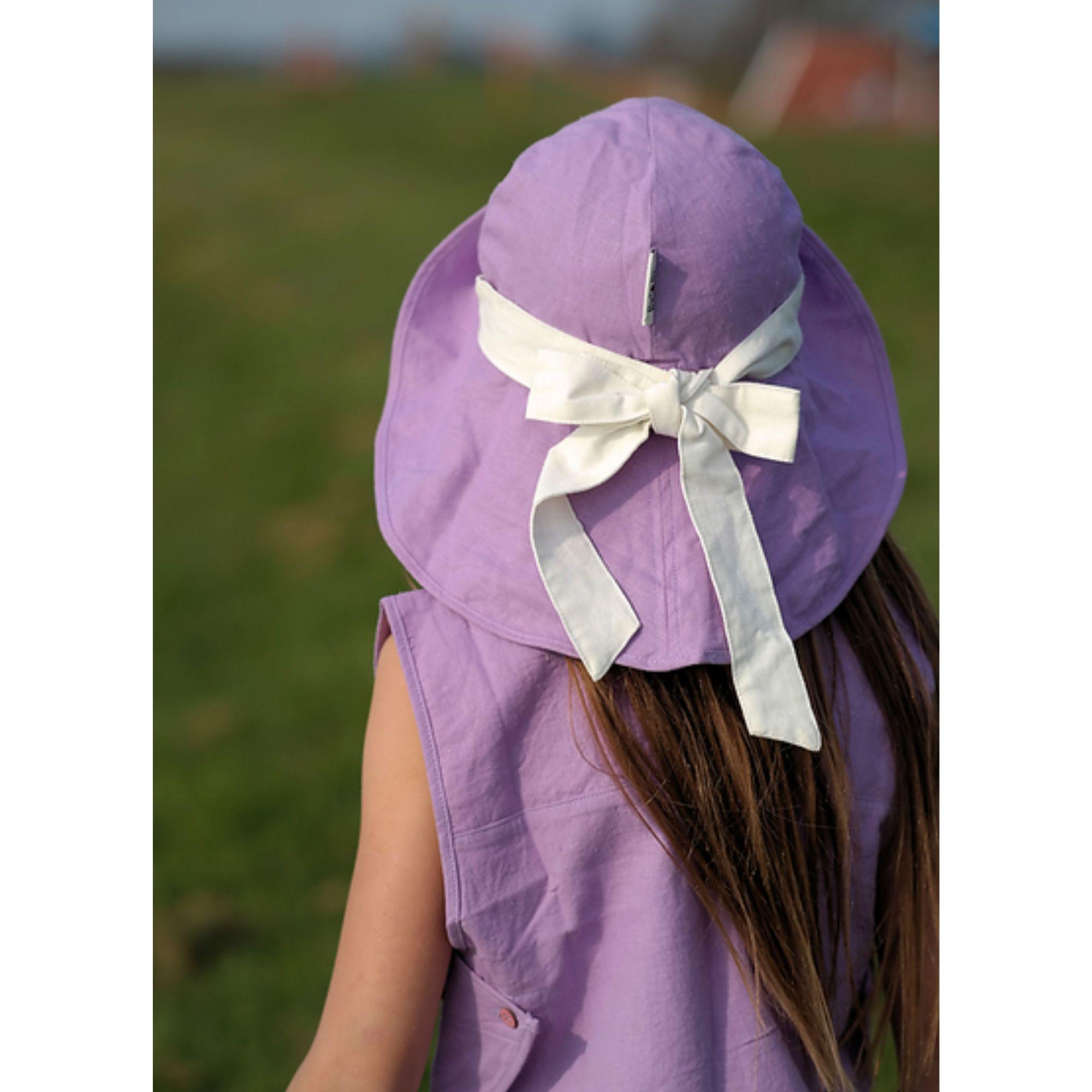 chapeau-ete-bebe-enfant-ajustable-evolutif-manymonths-babyidea-coton-chanvre-maison-de-mamoulia-avec-noeud-natural-sheer-violet