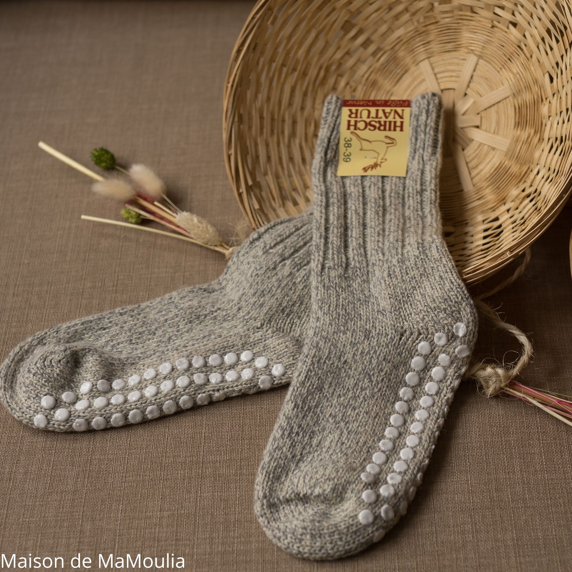 chaussettes-antiderapantes-homme-pure-laine-bio-ecologique-hirsch-natur-maison-de-mamoulia-gris-chine