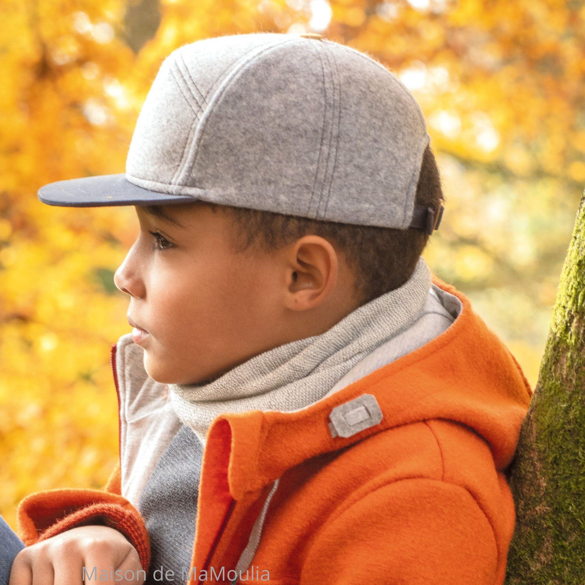 Disana - Casquette Marc en feutre pour enfant et adulte