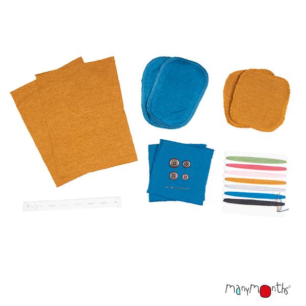 MANYMONTHS - Kit de réparation pour vêtements en laine