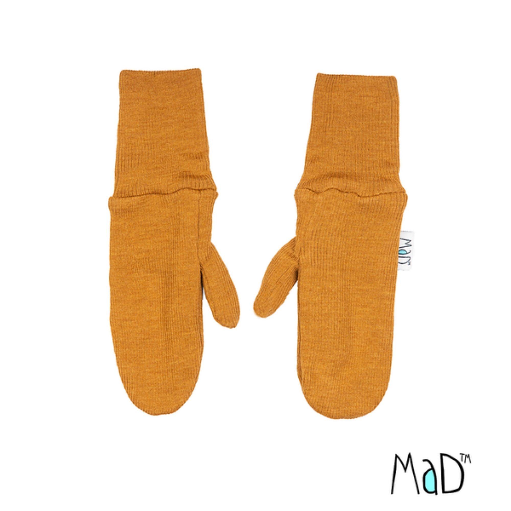 MAM / MAD - Moufles pour adultes et ados - laine mérinos