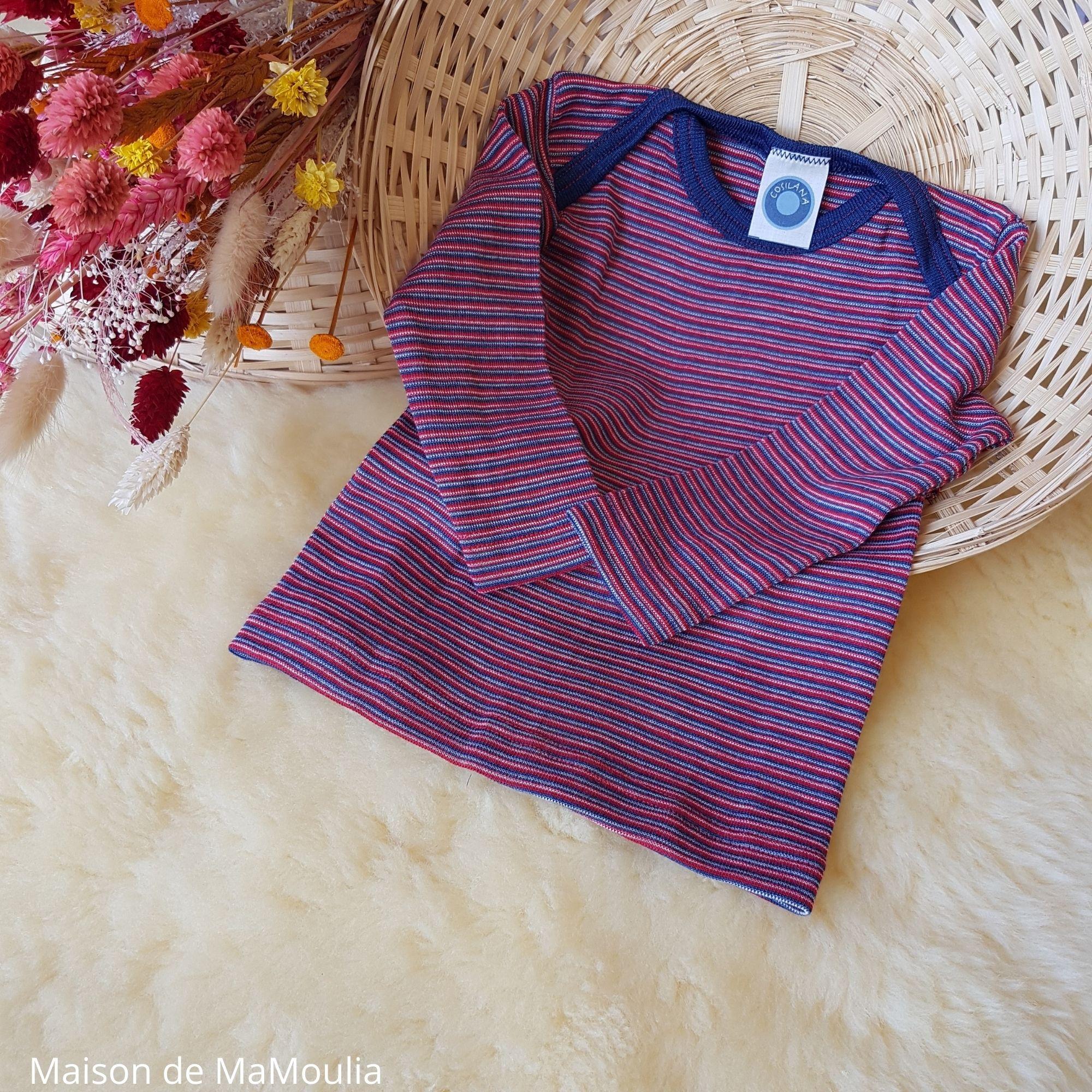tshirt-thermoregulateur-cosilana-laine-soie-bebe-enfant-maison-de-mamoulia-rouge-bleu-manches-longues