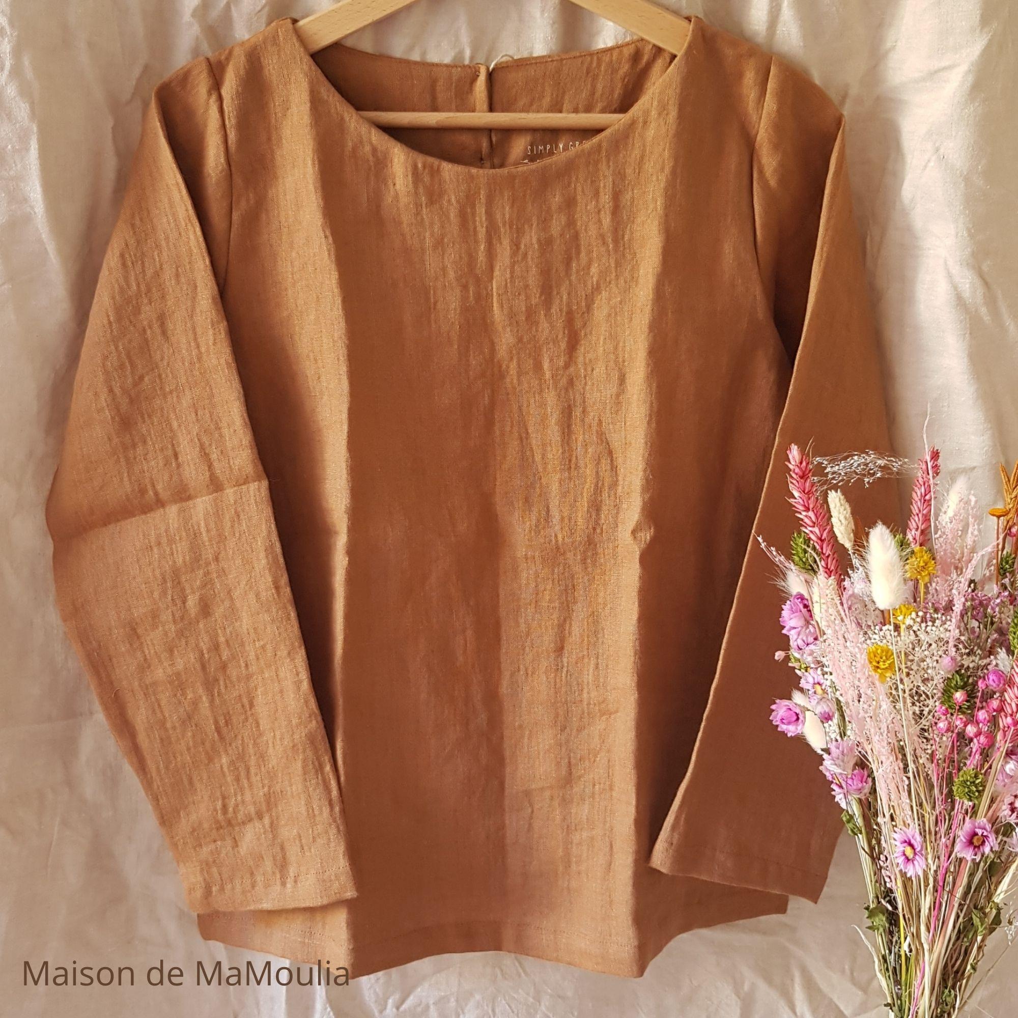 chemisier-blouse-femme-pure-lin-lave-simplygrey-maison-de-mamoulia-cannelle-cinnamon-melange-
