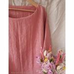 chemise-femme-pur-lin-lave-simplygrey-maison-de-mamoulia-rose-saumon--