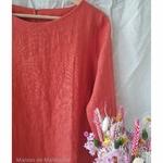 chemise-femme-pur-lin-lave-simplygrey-maison-de-mamoulia-rouge-rooibos
