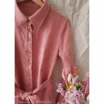 robe-chemise-femme-pur-lin-lave-simplygrey-maison-de-mamoulia-rose-saumon