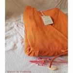 robe-manches-longues-cache-coeur-wrap-femme-pur-lin-lave-simplygrey-maison-de-mamoulia-orange-rouille