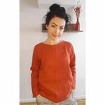 chemise-femme-pur-lin-lave-simplygrey-maison-de-mamoulia-rouge-rooibos-