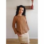 chemise-blouse-femme-pur-lin-lave-simplygrey-maison-de-mamoulia-cannelle-melangée-beige