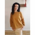 chemise-blouse-femme-pur-lin-lave-simplygrey-maison-de-mamoulia-ocre