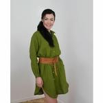 robe-chemise-femme-pur-lin-lave-français-offon-maison-de-mamoulia-vert-bouteille