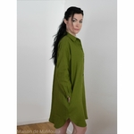 robe-chemise-femme-pur-lin-lave-français-offon-maison-de-mamoulia-vert-foret