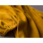 robe-midi-femme-manches-ballon-100-lin-lave-français-offon-maison-de-mamoulia-jaune- moutarde-