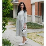 robe-midi-femme-manches-3-4-pur-lin-lave-français-offon-maison-de-mamoulia-blanche--rayures-