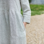 robe-midi-femme-manches-3-4-pur-lin-lave-français-offon-maison-de-mamoulia-blanche--rayures