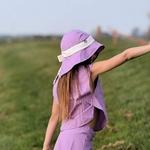 chapeau-de-soleil-bebe-enfant-ajustable-evolutif-manymonths-babyidea-coton-chanvre-maison-de-mamoulia-avec-noeud-natural-sheer-violet