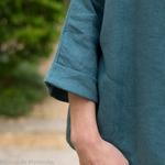 chemise-blouse-oversize-femme-pur-lin-lave-simplygrey-maison-de-mamoulia-bleu-turquoise-clair