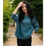chemise-blouse-oversize-femme-pur-lin-lave-simplygrey-maison-de-mamoulia-bleu-eau-turquoise-clair