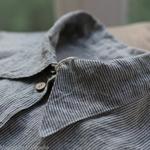 chemise-femme-pur-lin-lave-simplygrey-maison-de-mamoulia-rayures-fines- gris-